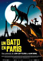 《猫在巴黎》