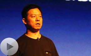 贾跃亭宣布乐视进军智能电视行业