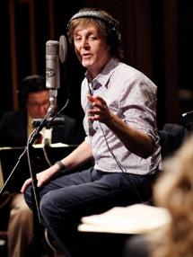 2014年第56届格莱美奖提名:最佳音乐电影 Paul McCartney 《Live Kisses》