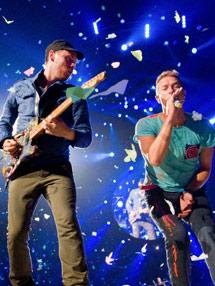 2014年第56届格莱美奖提名:最佳音乐电影 Coldplay 《Live 2012》