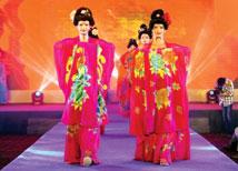 新丝路国际旅游形象大使时尚晚会