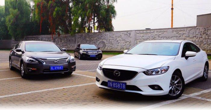 你想要哪种体面? 三款2.0L日系中高级轿车对比