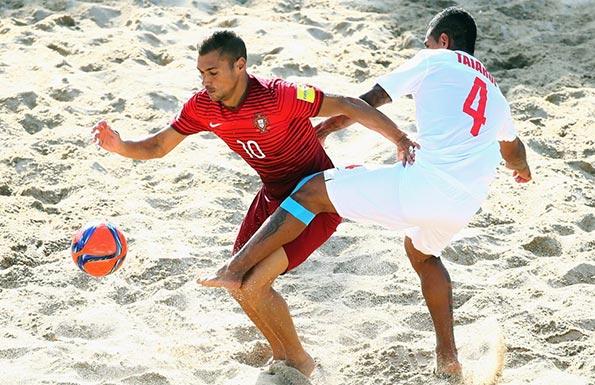 马吉尔闪进李凤奎两球 葡萄牙5-3塔希提夺冠