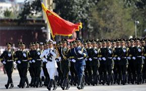 中方披露抗战胜利阅兵细节