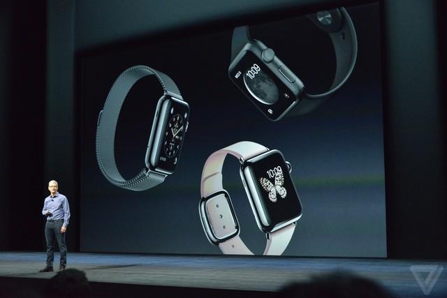 2015苹果秋季新品发布会 iwatch的重大变革