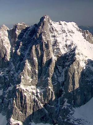 奇峰万象--阿尔卑斯山脉