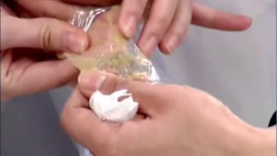 麦片里面为什么能吸出铁 一根手指的力量究竟有多大