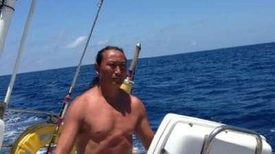 单人帆船环球航海中国第一人 重走海上丝绸之路到达米兰世博会