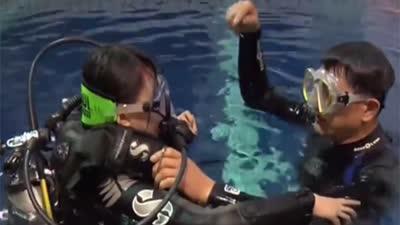 新西兰海钓初体验 助阵十一长假之潜水大攻略