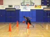 篮球的速度和敏捷训练[篮球教学]