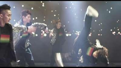 《街舞小子》舞蹈版预告片