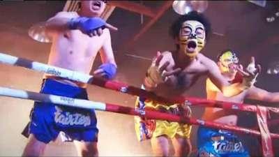 《爆笑角斗士》 预告片