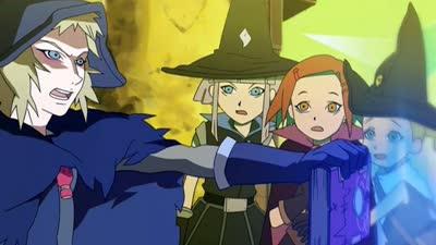 魔法少女队阿尔斯30