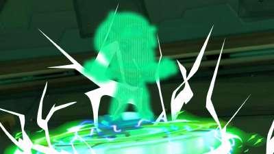 木奇灵之绿影战灵13