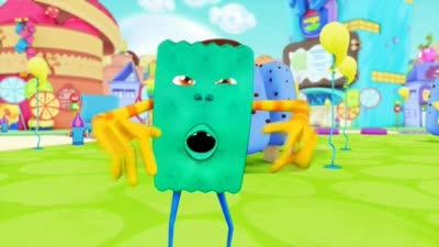 疯狂小糖 第13集 饼大叔和瓜先生的友谊