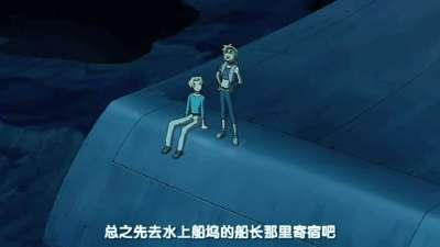蓝色潮痕13