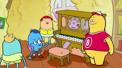 快乐梦多多48 铁面的钢琴老师