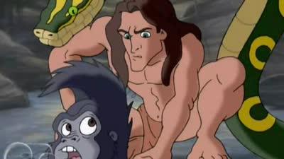 泰山卡通系列 原声版37