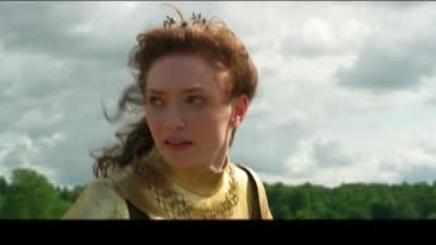 《巨人捕手杰克》片段之国王和公主遭受巨人攻击