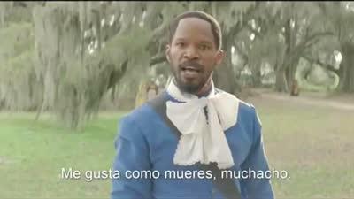 《被解救的姜戈》 墨西哥先行版预告片