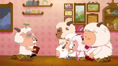 《喜羊羊与灰太狼之飞马奇遇记》童话预告绚烂从天降 全国征名欢喜迎马年