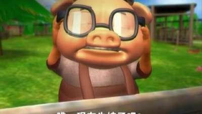 猪猪侠之精彩五分钟17_障碍赛马