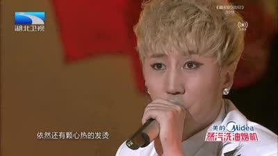 """7强探班遭尼坤起哄亲吻 祝家家""""红颜""""震惊全场"""