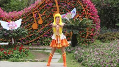 巴啦啦小魔仙偶像学院之魔力舞【舞蹈教学】