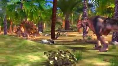 《恐龙世界》第20集
