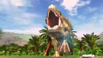 《恐龙世界》第24集