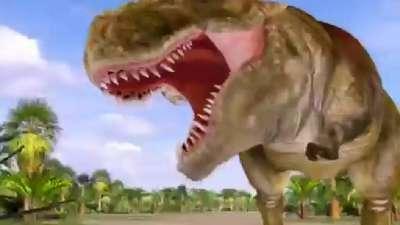 《恐龙世界》第45集