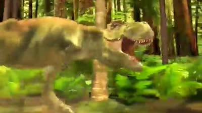 《恐龙世界》第47集