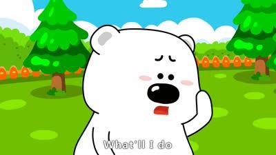 小囧熊英文儿歌 10-skip to my lou