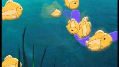 蓝猫淘气3000问-海洋世界37