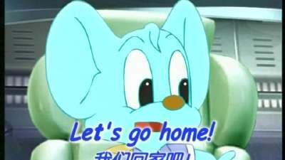 蓝猫小学英语600句42