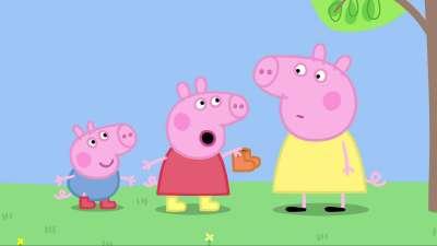 粉红猪小妹28 我的堂姐克洛依