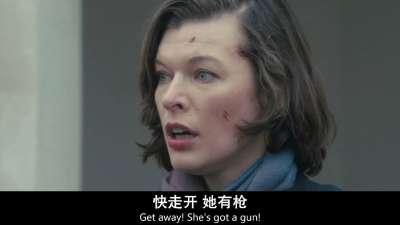 《幸存者》正片片段:险死还生