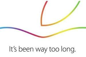 苹果iPad Air 2发布会