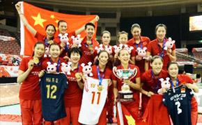 中国女排胜日本重夺世界杯