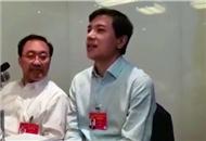 政协委员李彦宏