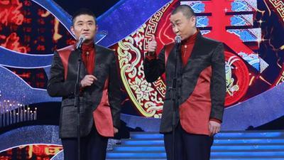春晚小鲜肉苗阜王声歪解艺术-湖北2015春节晚会