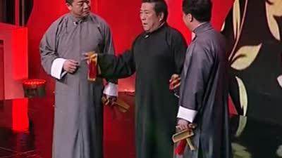 傅琰东唯美魔术震惊全场 相声演员苗阜再现经典作品