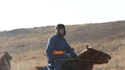 蒙古国之旅豪情出发