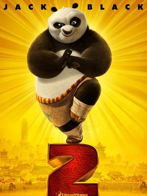 功夫熊猫2 英语版