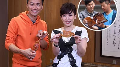 谢霆锋意外受伤任务险中断 林忆莲变美厨娘PK王太利