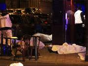 巴黎发生枪击爆炸已致153人死亡