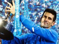 总决赛-小德完胜费德勒 连续4年夺冠创历史