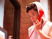 """魏晨遭电击化身""""表情帝"""" 叶祖新强制霸占Mr.Key宝座-星星的密室20151220"""