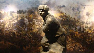 抗美援朝特级战斗英雄杨根思  从放牛娃到战斗英雄的传奇人生