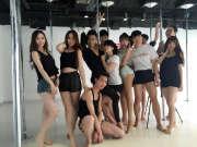钢管舞课堂(上)
